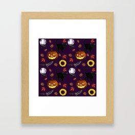 Fall Magic Framed Art Print