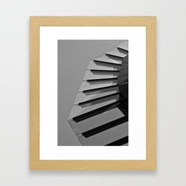 Fan (South Wharf, 2011) Framed Art Print
