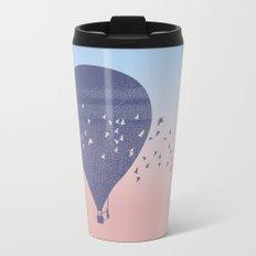Hot Air Balloon (P) Travel Mug