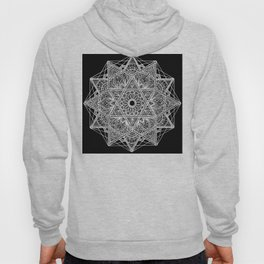 Untitled I (black) Hoody