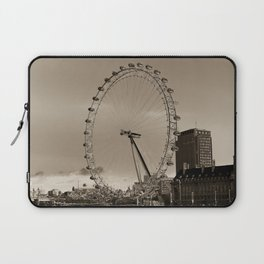 London Eye and The Southbank Laptop Sleeve