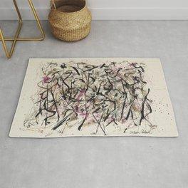 Jackson Pollock Untitled Rug