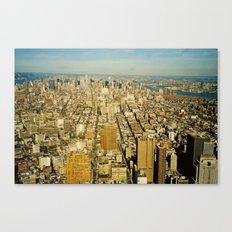 NEW YORK 4 Canvas Print