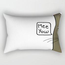 Mee Yow Rectangular Pillow