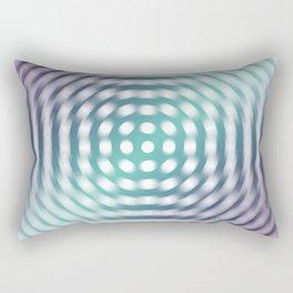 Radial Rectangular Pillow