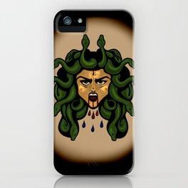 Gorgona: Mediterranean Trance iPhone Case