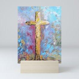 Colors of the Cross Mini Art Print