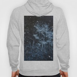 Space under the ice Hoody