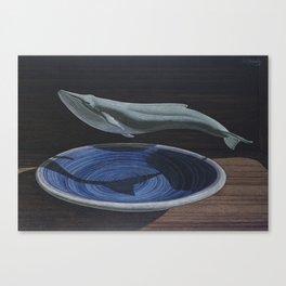 """""""Viaggio verso il sole"""" Canvas Print"""