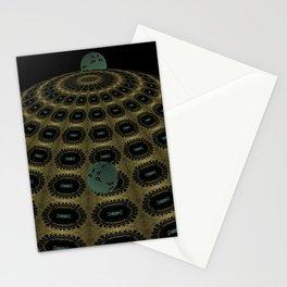 Unfitting Frame Orbitals 10 Stationery Cards