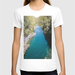 Bird Boxes and Blindfolds - The Smith River - 11/365 T-shirt