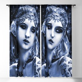 FAERIE OF THE FOREST Blackout Curtain