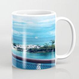 The Lonely Pigeon Coffee Mug