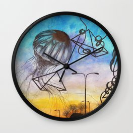 Assume two hypothetical oxygen-binding proteins Wall Clock
