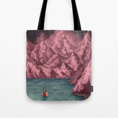 Swimming in your mind Tote Bag