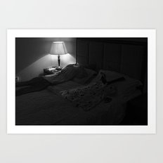 Places to go  Art Print