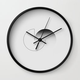 Cr Wall Clock