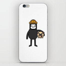 LILINTROVERT and Pudgy iPhone Skin