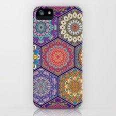 Tiled Boho Mandelas Slim Case iPhone SE
