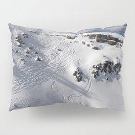 Ski Slopes Pillow Sham