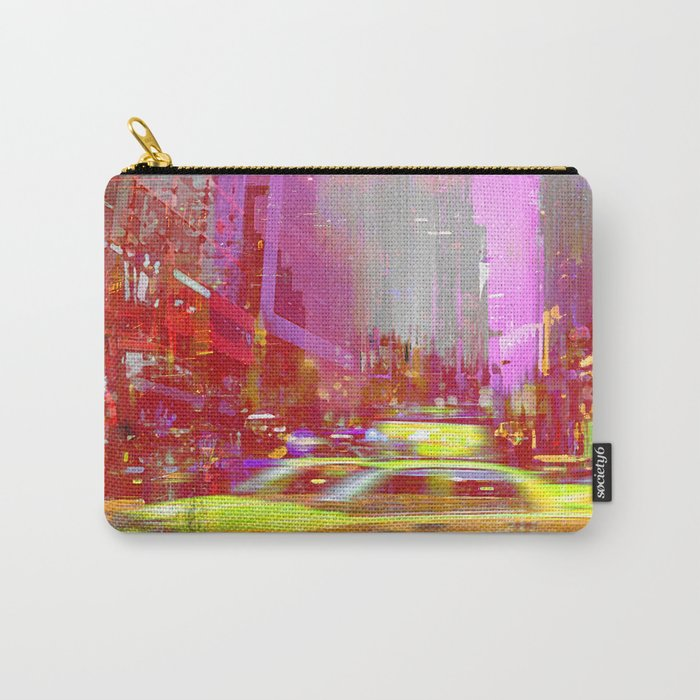 Moving to New York  Carry-All Pouch