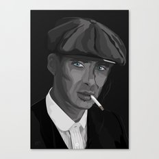 Thomas F'n Shelby - Peaky Blinders Canvas Print