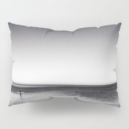 The Paddleboarder Pillow Sham