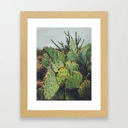Dark Desert I Framed Art Print