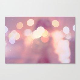 Sleep walking Canvas Print