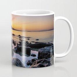 Rangitoto Island New Zealeand Coffee Mug