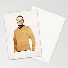 Polygon Heroes - Kirk Stationery Cards