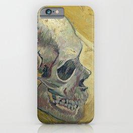 Vincent Van Gogh - Skull 1888 iPhone Case