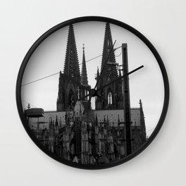 The three wise men Wall Clock