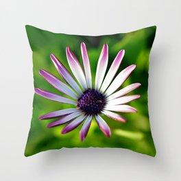 Standout Blossom Throw Pillow
