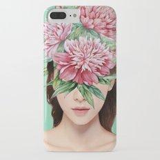 Flowers In My Head Slim Case iPhone 7 Plus