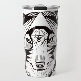 The Wolf Travel Mug