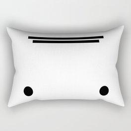 First Order Flametrooper Rectangular Pillow