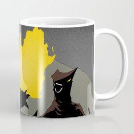 Gamera vs. Gyaos Coffee Mug