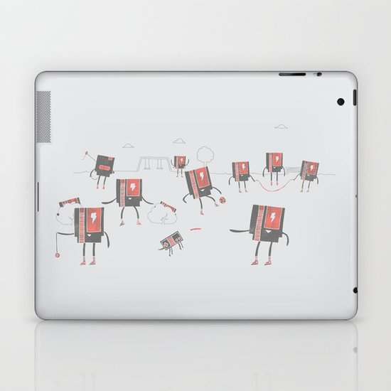 Go Play Outside Laptop & iPad Skin