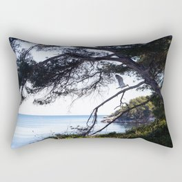 Gull - Colored Version Rectangular Pillow