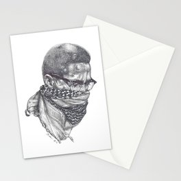 Malcolm Little Stationery Cards