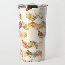 Keziah - Flowers Travel Mug