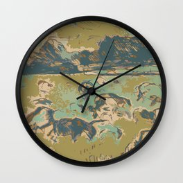 Ignorance Wall Clock