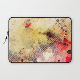 Baby Chicken Mixed Media, Chick Art, Chicken Painting, Oil Painting, Baby Chickens, Baby Chicks Laptop Sleeve