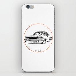 Crazy Car Art 0210 iPhone Skin