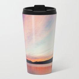 big sky Metal Travel Mug