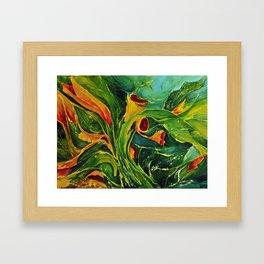 VARIATION II Framed Art Print