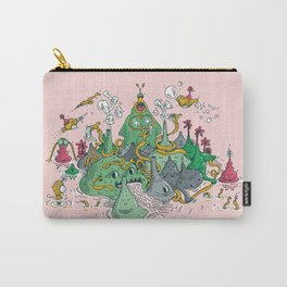The Owl Land Carry-All Pouch