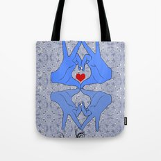 Show some love Tote Bag