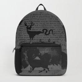 deer forest Backpack